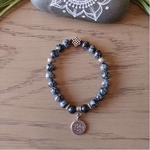 Bracelet Fleur du Nil